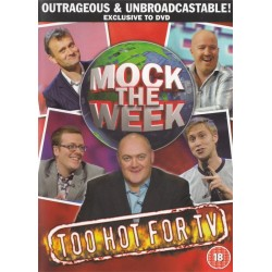 Mock The Week Too Hot For TV Volume 1