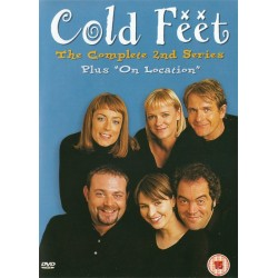 Cold Feet Series 2 (VCI) Region 2 DVD