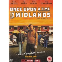 Once Upon A Time In The Midlands Double DVD Edition (VCI)