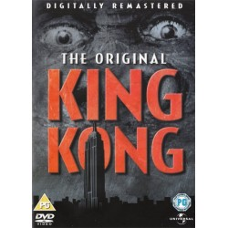 The Original King Kong Digitally Remastered