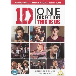 1D 1 One Direction This Is Us