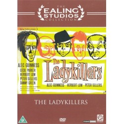The Ladykillers AKA Lady Killers - Ealing Studios Collection