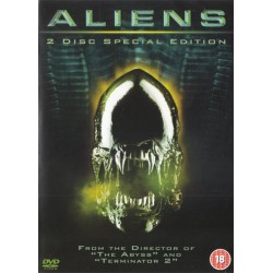 Aliens Special Edition Region 2 DVD