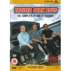 Trailer Park Boys Seasons 3 & 4