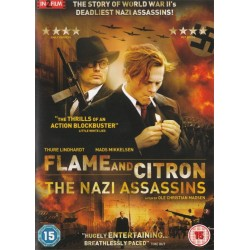 Flame And Citron The Nazi Assassins