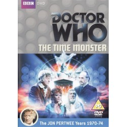 Dr Doctor Who The Time Monster (BBC)