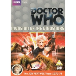 Dr Doctor Who Invasion Of The Dinosaurs  (BBC)