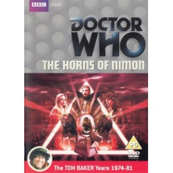Dr Doctor Who The Horns Of Nimon (BBC)