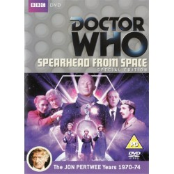 Dr Doctor Who Spearhead From Space Special Edition (BBC)