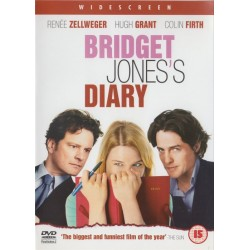 Bridget Jones's Diary Region 2 DVD