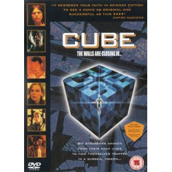 Cube The Walls Are Closing In