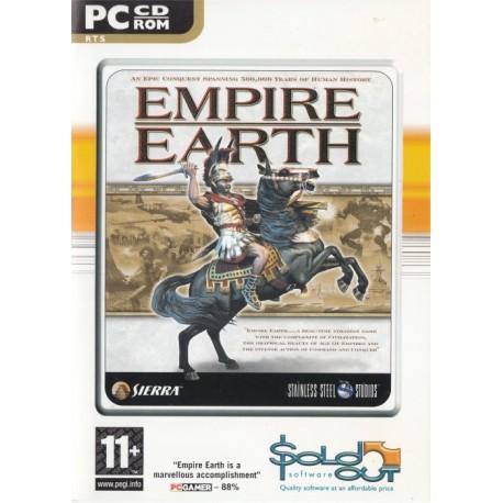 Empire Earth PC CD-ROM