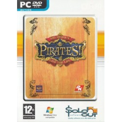 Sid Meier's Pirates!  Live The Life PC DVD-ROM