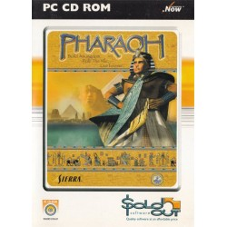 Pharoah PC CD-ROM