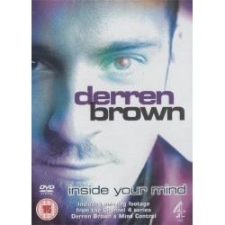 Derren Brown Inside Your Mind Region 2 DVD