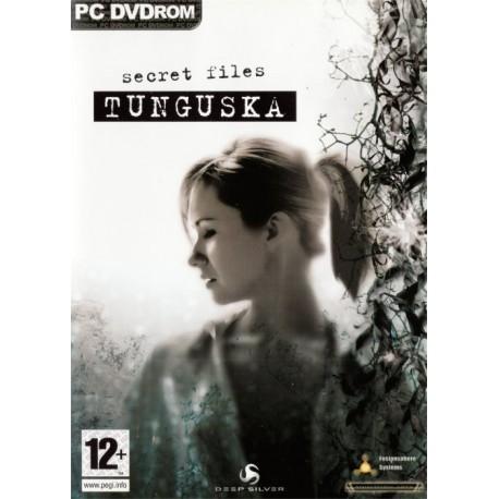 Secret Files Tunguska PC DVD-ROM