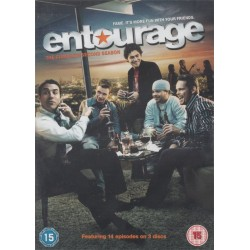 Entourage Season / Series 2 Region 2 DVD