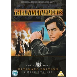 The Living Daylights Double Disc Ultimate Edition