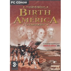 Birth Of America PC CD-ROM
