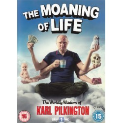 The Moaning Of Life Series 1 Region 2 DVD
