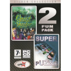Ghost Master & Super Puzzle PC CD-ROM