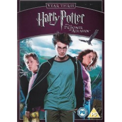 Harry Potter And The Prisoner Of Azkaban (Year Three Sleeve) Double Disc Edition