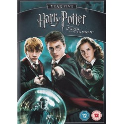 Harry Potter And The Order Of The Phoenix (Year Five Sleeve) Double Disc Edition