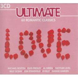 Ultimate Love 60 Romantic Classics