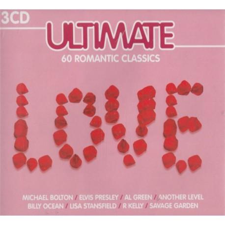 Ultimate Love 60 Romantic Classics