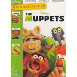 The Muppets, Muppets Treasure Island, Muppets' Wizard of Oz