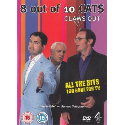 8 Out Of 10 Cats Claws Out