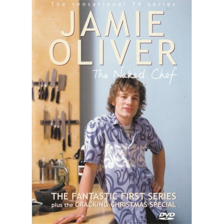 Jamie Oliver The Naked Chef Series 1