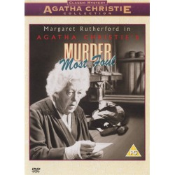 Agatha Christie's Miss Marple Murder Most Foul