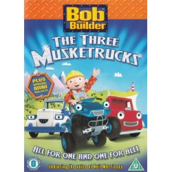 Bob The Builder The Three Musketrucks