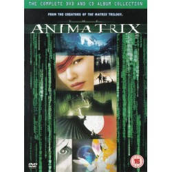 The Animatrix DVD & CD Album Collection