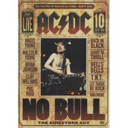 AC/DC No Bull The Director's Cut