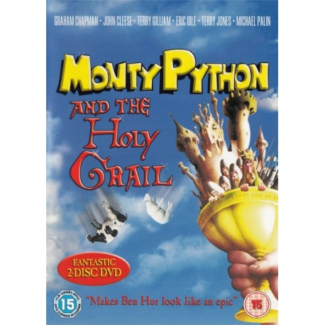 Monty Python And The Holy Grail Double Disc Edition