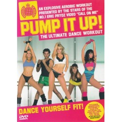 Ministry Of Sound Pump It Up!  The Ultimate Dance Workout