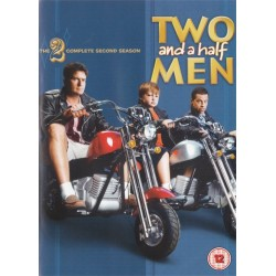Two And a Half Men Season / Series 2- NEW Region 2 DVD