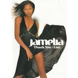Jamelia Thank You Live