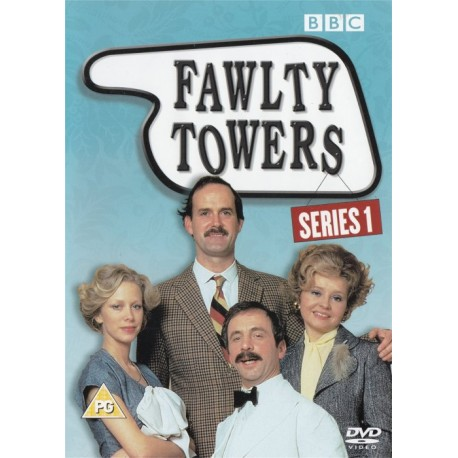 Fawlty Towers Series 1 (BBC)