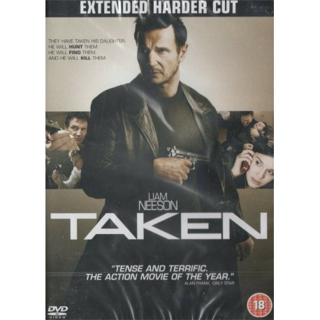 Taken Extended Harder Cut