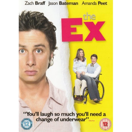 The Ex Region 2 DVD