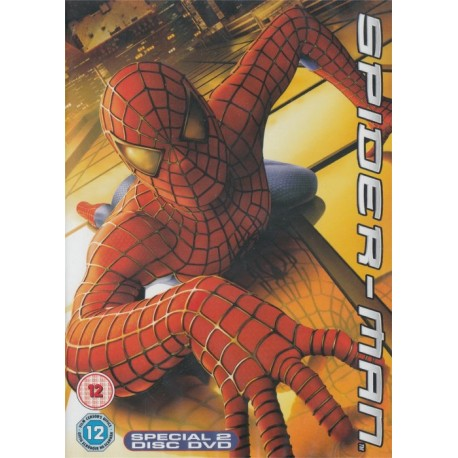 Spider Man Special 2 Disc DVD