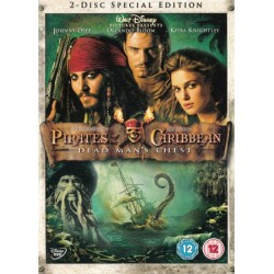 Pirates Of The Caribbean Dead Man's Chest Special Edition