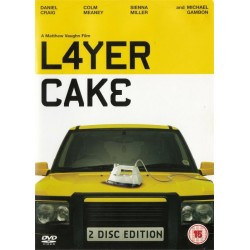 Layer Cake Double Disc Edition