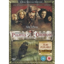 Pirates Of The Caribbean At World's End Special Edition