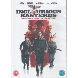 Inglourious Basterds Region 2 DVD