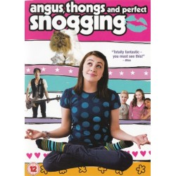 Angus, Thongs And Perfect Snogging