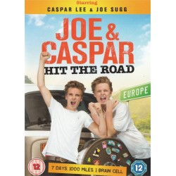 Joe And Caspar Hit The Road Europe
